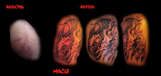 rose tattoo design