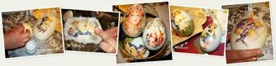 Békebeli húsvéti tojások, fényképes beszámoló megtekintése