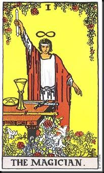 RW Tarot The Magician