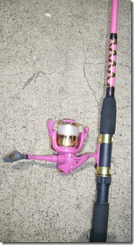 Pink Fishing Pole 1