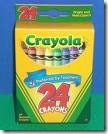 Crayola 24 Pack Photo