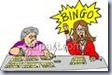 Bingo Clip Art with watermark across