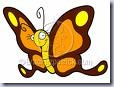 Butterly Cartoon Clip Art