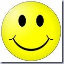 Smiley Big Yellow Clip Art