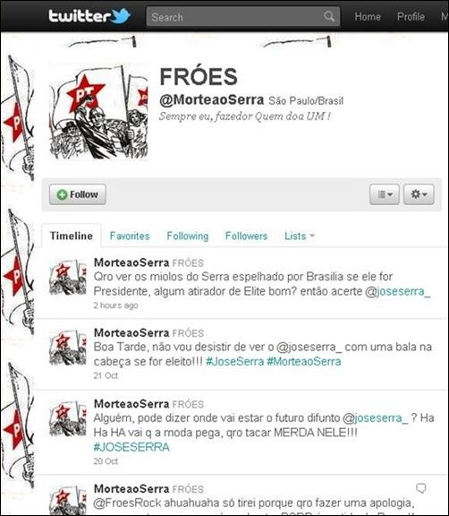 twitter_criminoso_morte_ao_serra