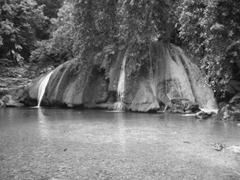 Jamaika Waterfall