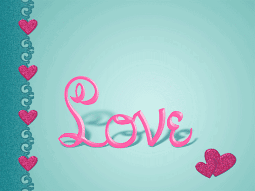 Thumbnail of Love Themed Free Desktop Wallpaper