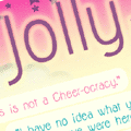 Jolly Font