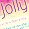 Jolly Font