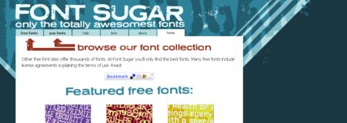 Font Sugar