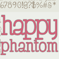 Happy Phantom Font Family
