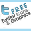 Free Twitter Icons & Graphics Set