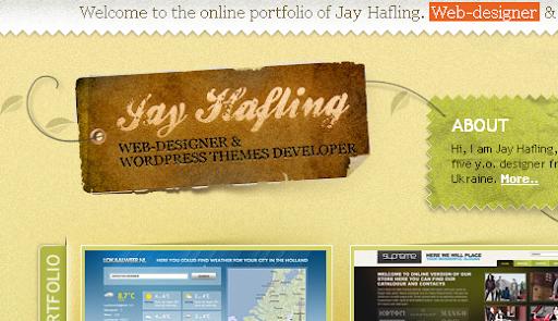 Visit http://www.jayhafling.com/