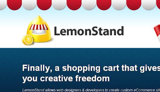Visit LemonStand