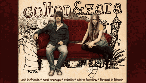 Fonts In Use: Colton & Zara