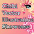 Chibi Vector Illustration Showcase
