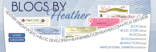 Blogs by Heather
