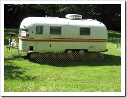 High Water Camping!