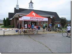 Crabtree FUMC water stop