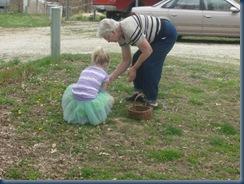 Hailey & grandma