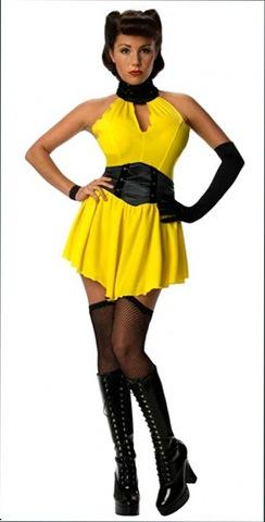 disfraz de Sally Jupiter Watchmen