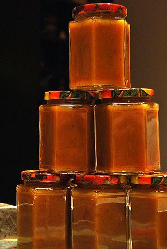 Pumpkin butter canning recipe