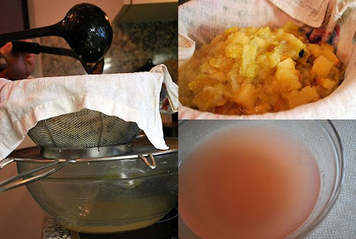 Expat Kochen makes Apple Jelly