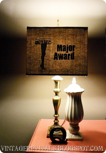 Major Award light
