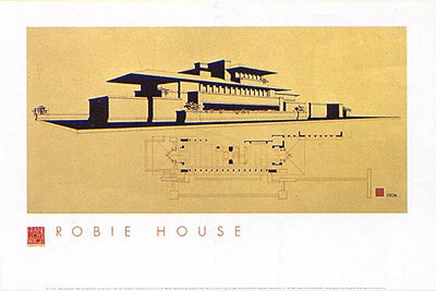 PosterRobieHouse