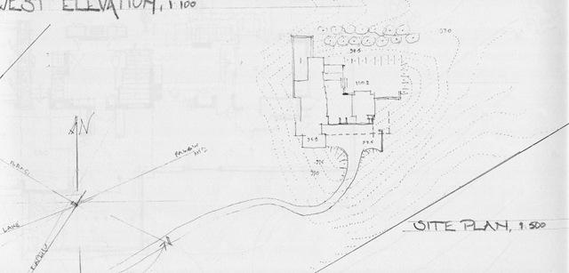 Hornby 2 Site Plan
