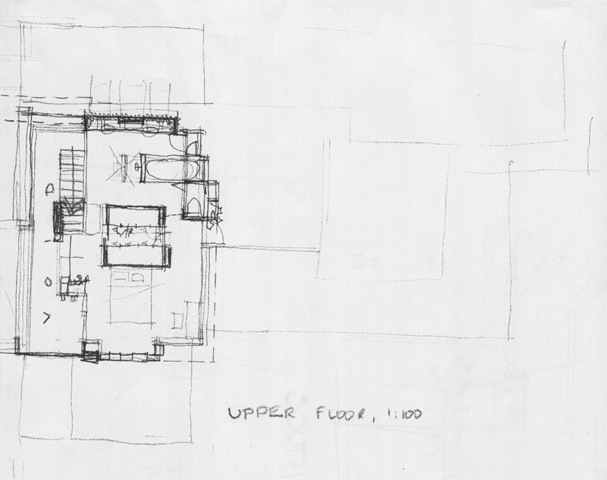 Hornby 2 Upper Floor Plan