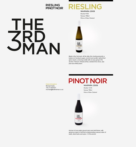 CLICK THROUGH TO THE THIRD MAN WEBSITE