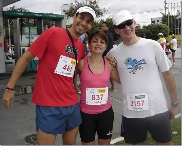 Eu, Yara e Joaquim