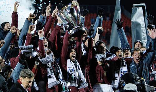 Major League Soccer - 2010 Year-End