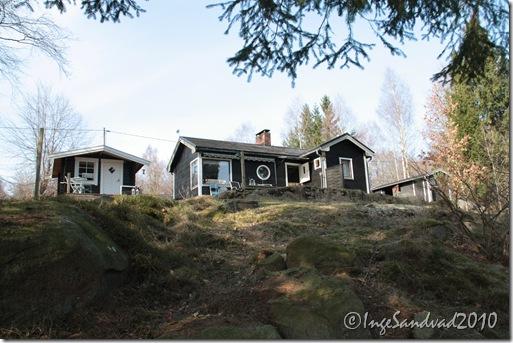 huset i skoven og træ arbejde 020
