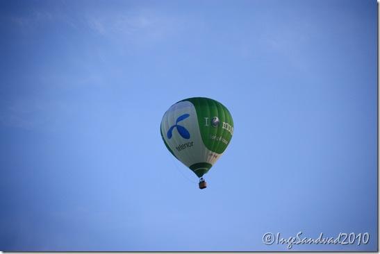 varmluftballon