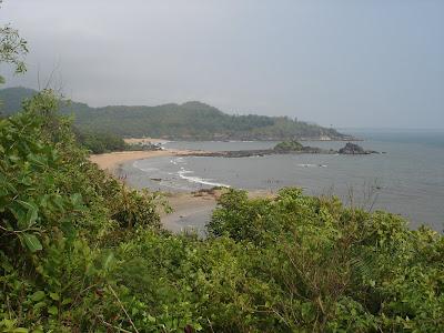 OM Beach, Gokarna, Karwar