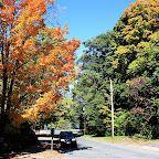 Beautiful Fall colors in New England photograph