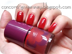 Giveaway-miss-broadway-premio4-smalto-glam-8-rosso-swatch