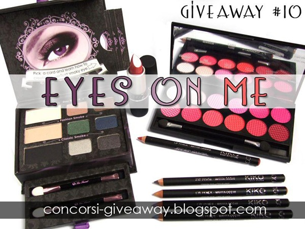 Giveaway-make-up-too-faced-sleek-kiko-smoky-eye-lipstick-smart-pencil-palette-good-girl
