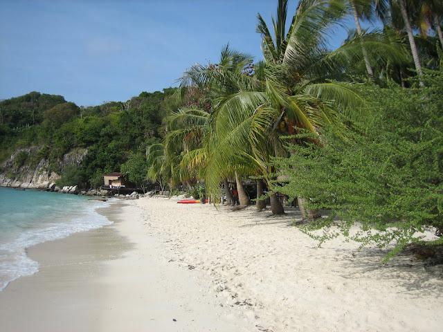 Plaże tajskie