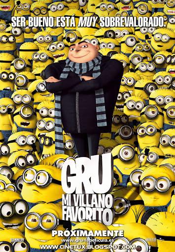 Descargar Mi Villano Favorito Gratis (2010)
