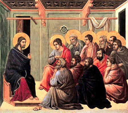 Vērsīsimies pie Jēzus