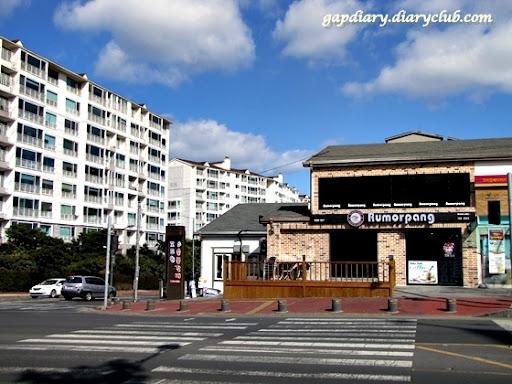 Life in Jeju 53 ต่อวีซ่า และ เดินเล่นวันอากาศดีในหน้าหนาว
