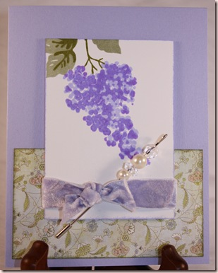 amethyst lilacs