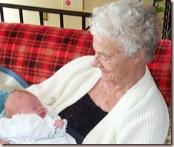 gramma harris and baby J alt