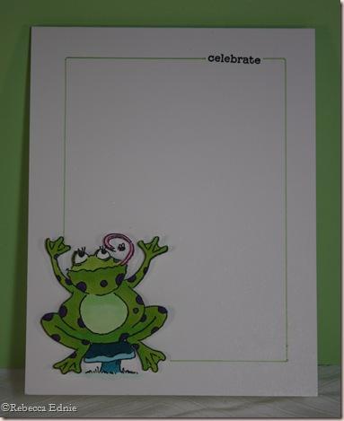 frog celebration