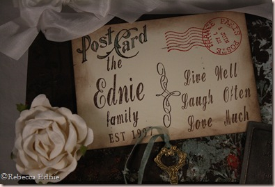 ednie family plaque closeup2