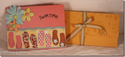 swim time gift set