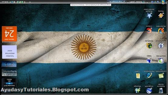 Imagen Invertida - Monitor